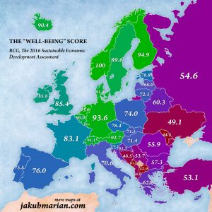 best-countries-to-live-europe
