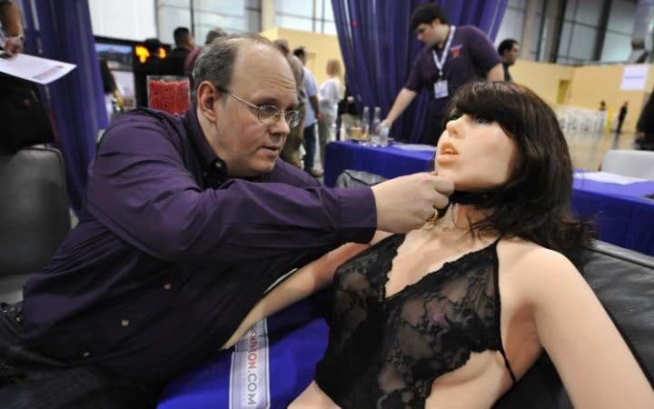 Internet robot sex