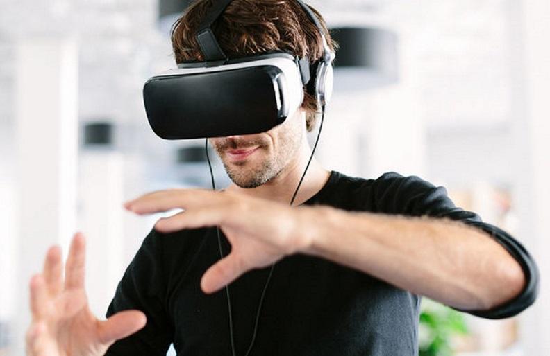 Virtual reality Wi-Fi.