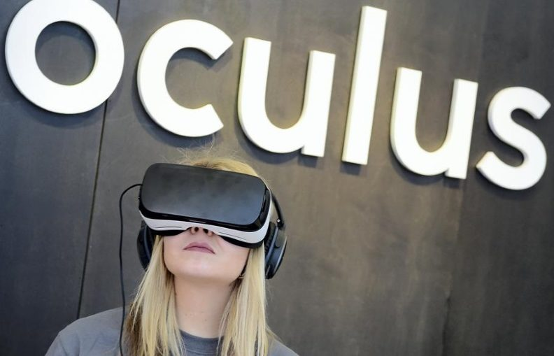 Oculus VR cancer detected