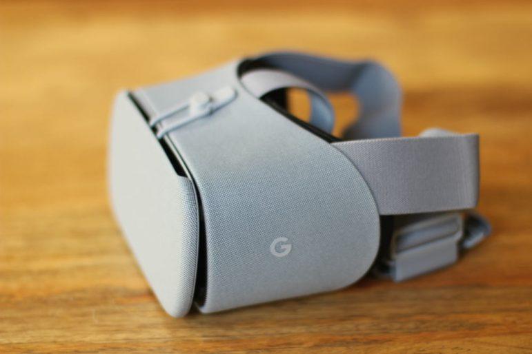Daydream VR view