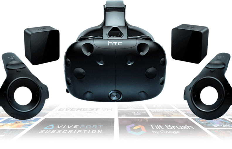 HTC VIVE for Halloween