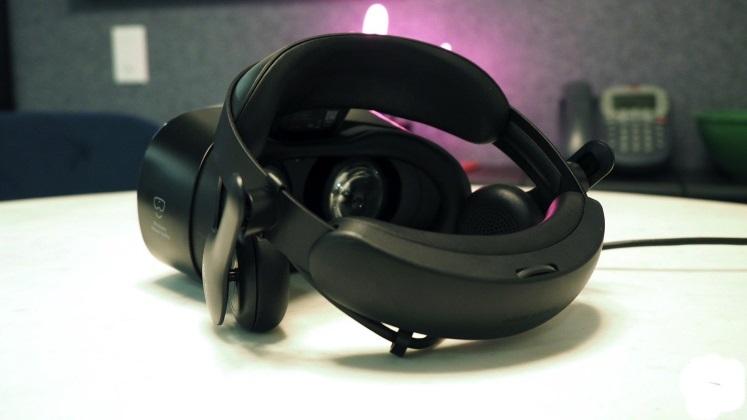 Samsung's headset