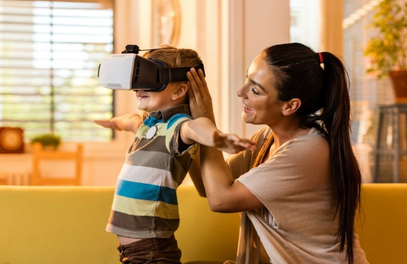 dangers of virtual reality