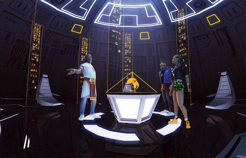 Oculus VR Sundance