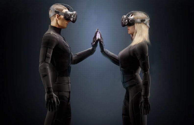 CES 2018 AR VR