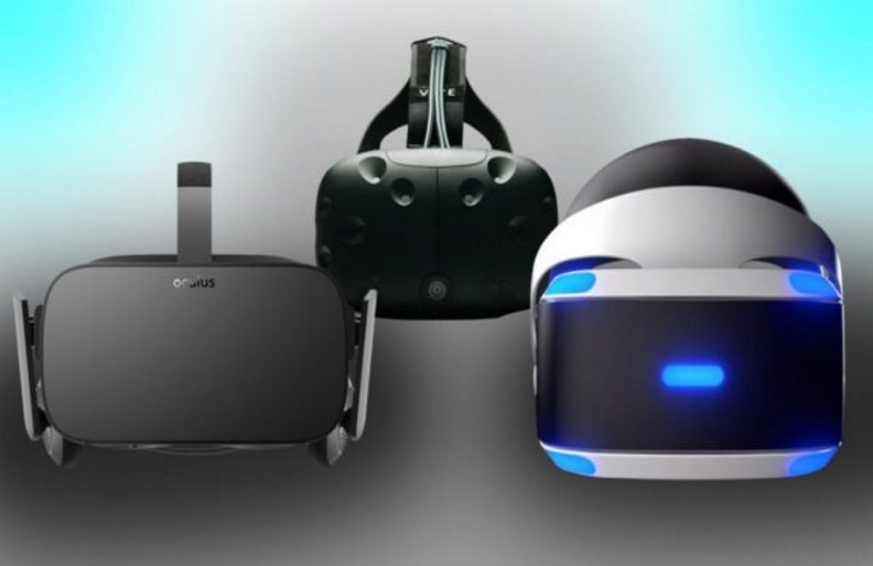 Sony PlayStation HTC Vive Differences