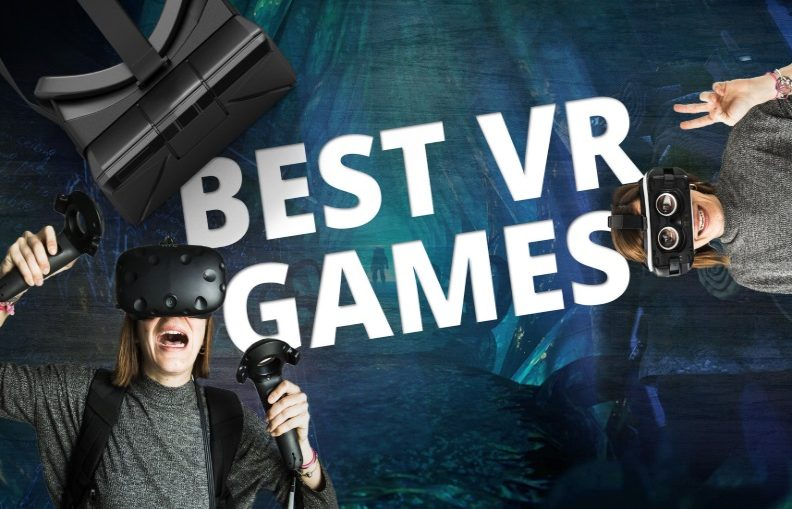 The best VR games for HTC Vive and Oculus Rift - Different