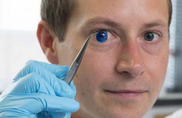 3D cornea