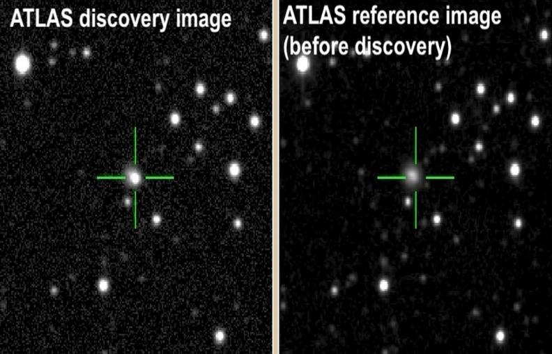 ATLAS discovery