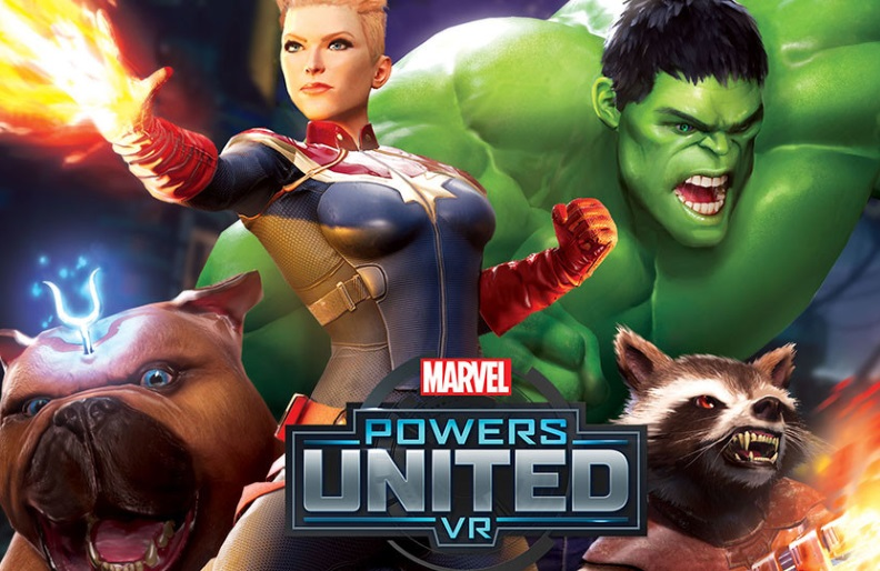 Marvel Powers United