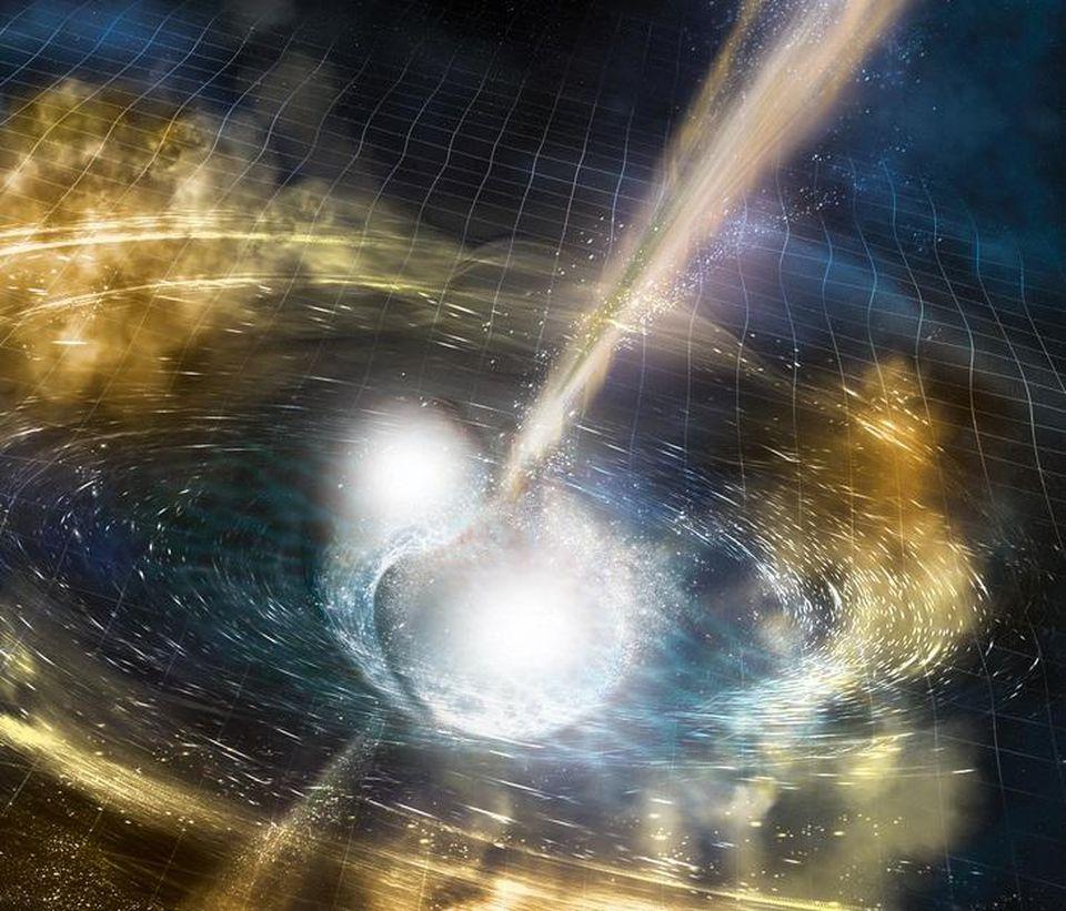 NSF / LIGO / Sonoma State University / A. Simonnet