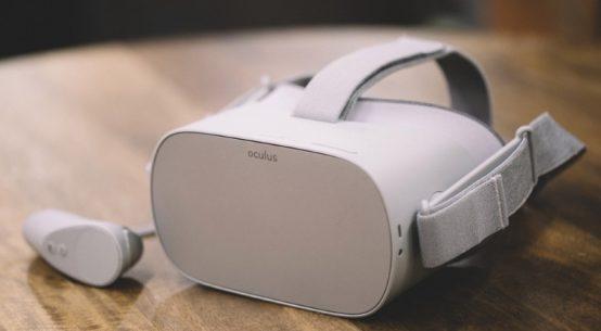 VR Headset Oculus Go