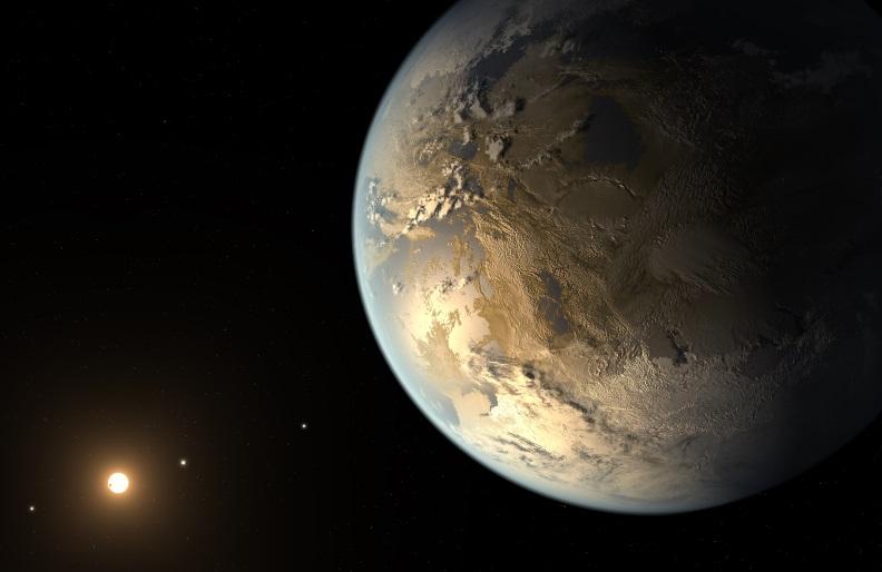 exoplanets kepler 186f