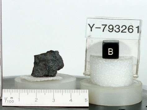 Primitive meteorite