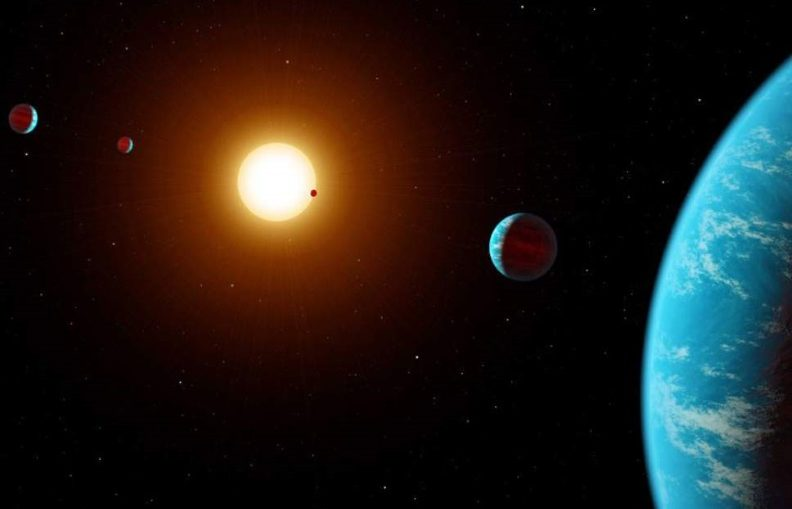 Discovery Exoplanets