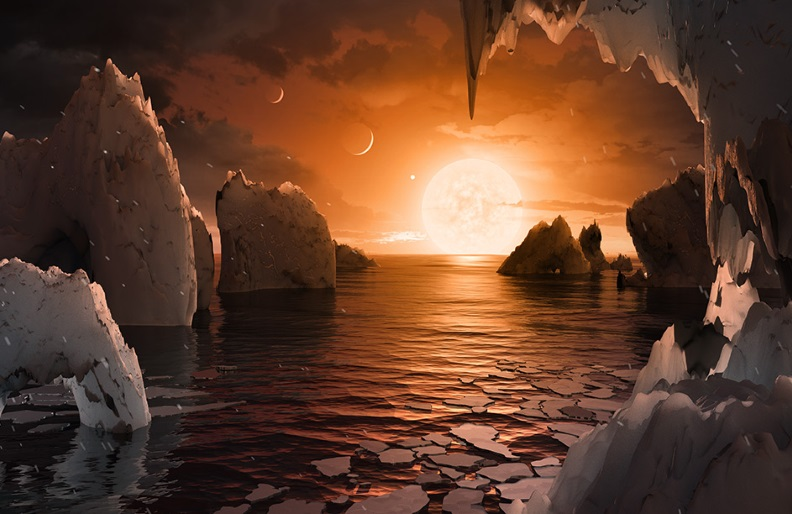 stellar exoplanet
