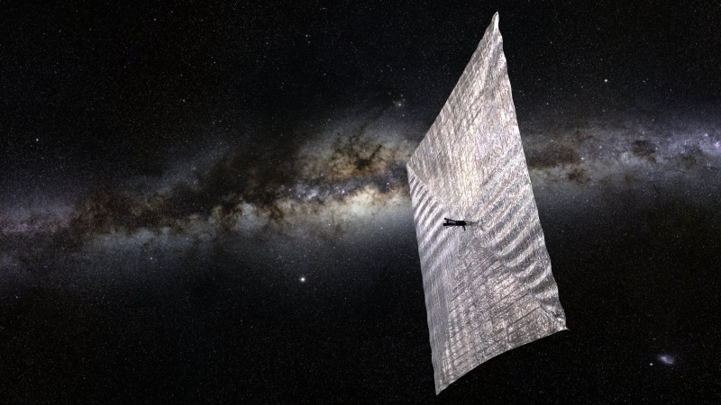 This year The Planetary Society will attempt the first, controlled solar sail flight in Earth orbit by launching LightSail 2.