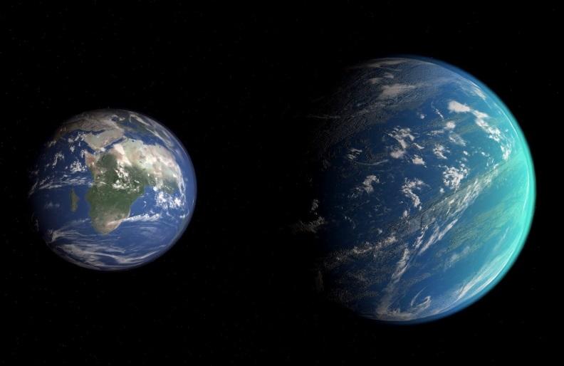 Has NASA found Earth's clone