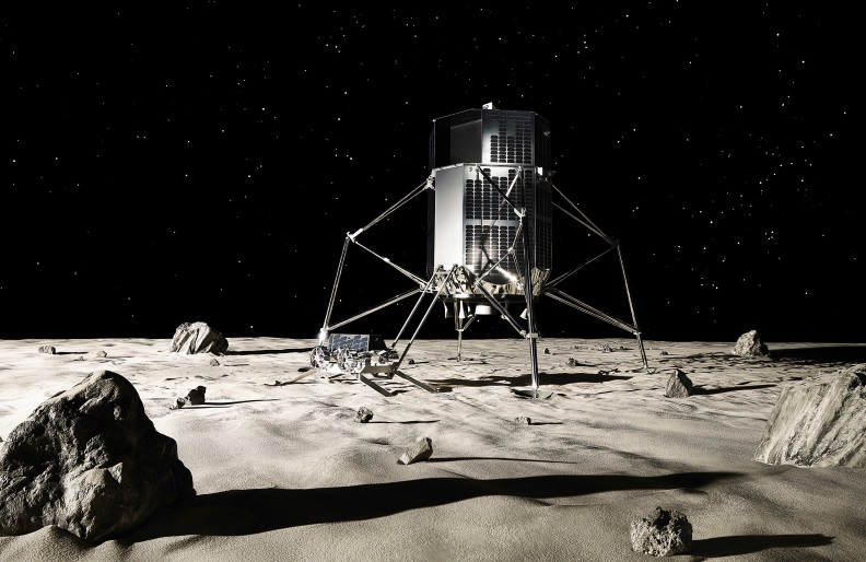 Latest HAKUTO-R Lander and Rover design