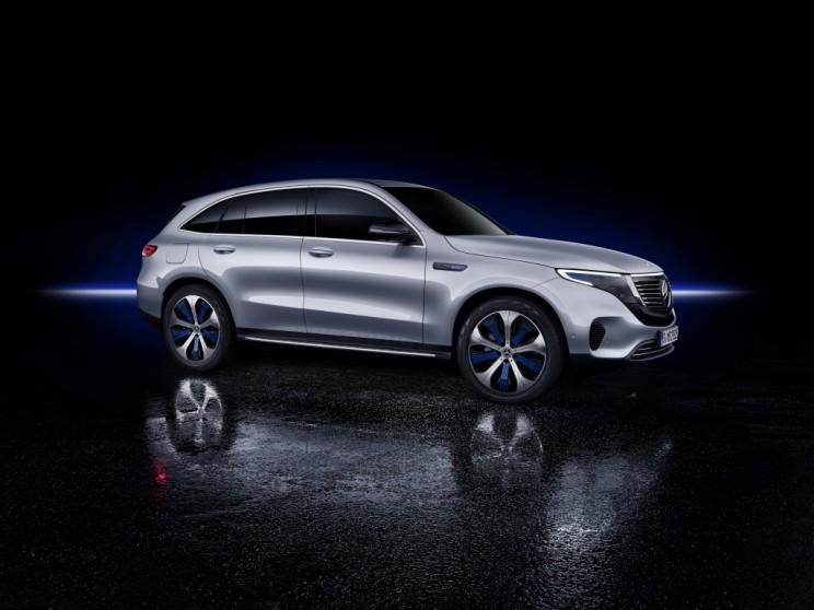 Mecedes-Benz SUV