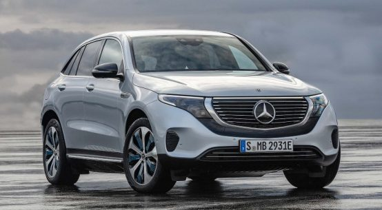 Mercedes-Benz Electric SUV
