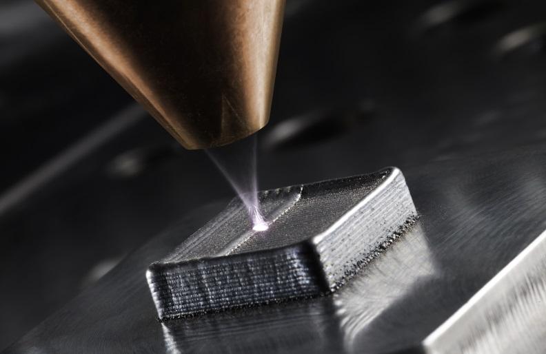 3D print metal