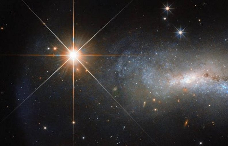 Radio Bursts From Space