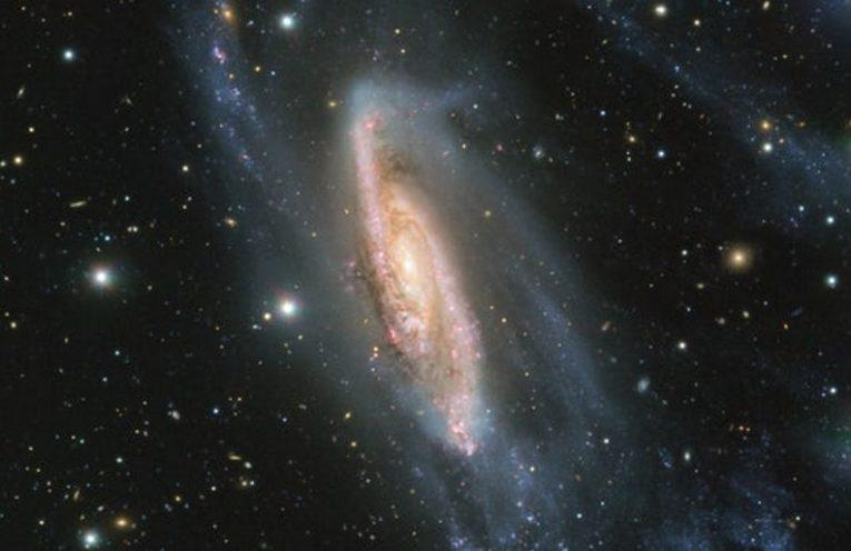 eso spiral galaxy