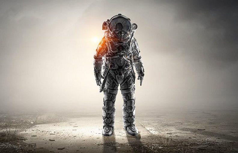 astronaut heavy gravity
