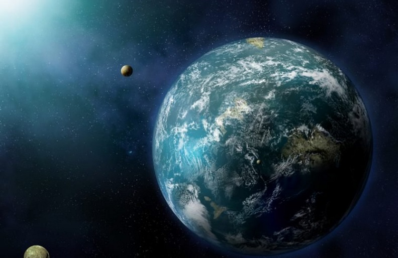NASA Discovered A Solar System With 7 Earth-Like Planets
