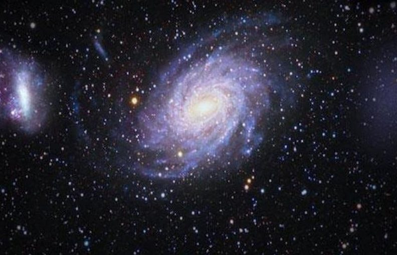The new galaxy, named Antlia 2