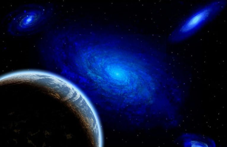 Dark matter Hurricane is hitting Earth the with speed of up to 310 miles per SECOND