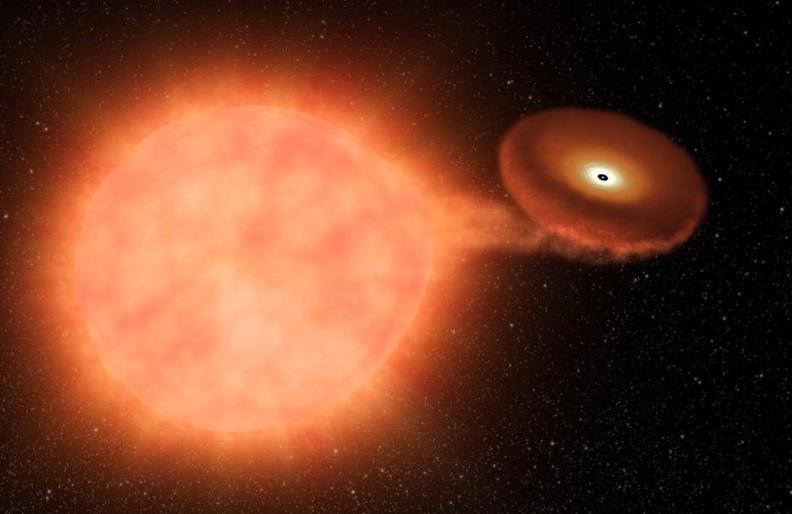 Type 1a supernova.