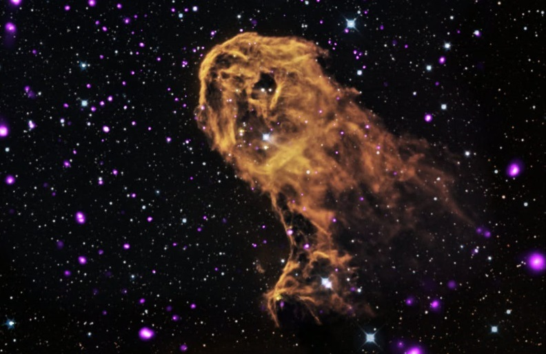 DNA sugars may form in the interstellar medium, which is seeded with vital molecules from nebulae