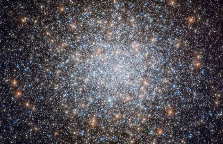 Messier 3: Containing an incredible half-million stars, this 8-billion-year-old cosmic bauble is one of the largest and brightest globular clusters ever discovered.