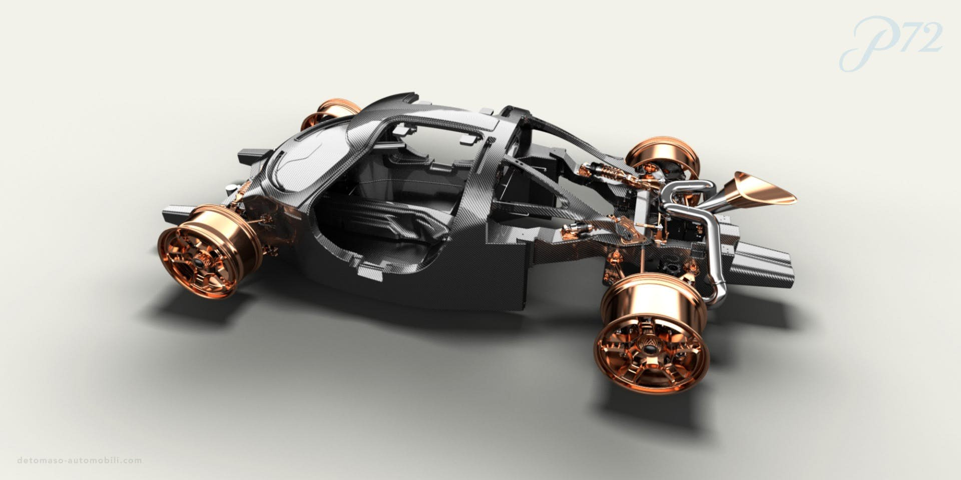 Derived from the chassis of the Apollo Intense Emotione
