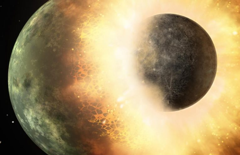 planetary collisions