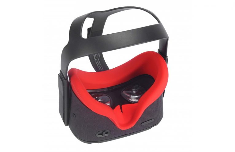 Eyglo Silicone VR Face Cover Mask