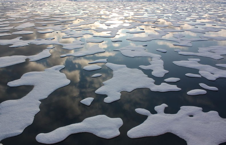 The fate of Arctic sea ice is a key topic for climate scientists because of its role in temperatures around the rest of the world.