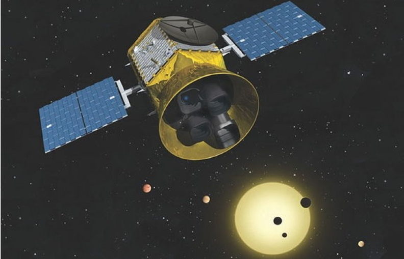 NASA/MIT TESS replaced Kepler in search for exoplanets