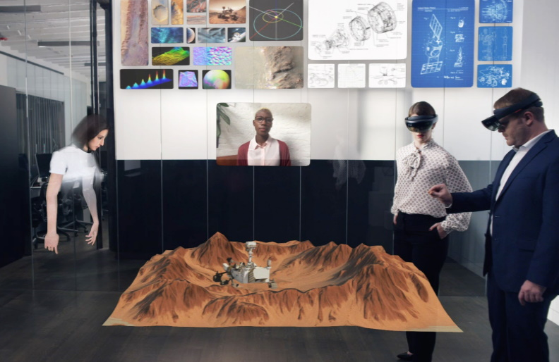 Virtual-reality workspace startup Spatial is offering a free version for users