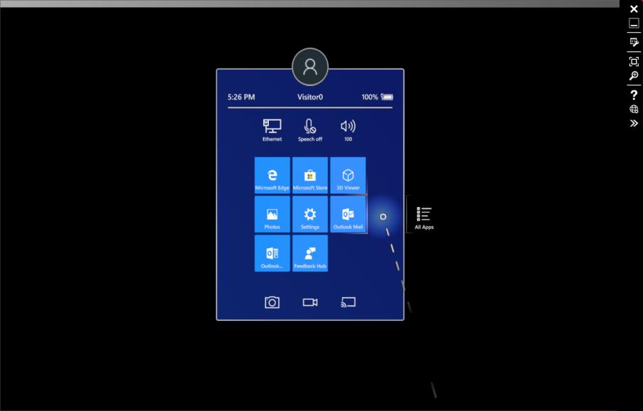 Windows HoloLens Emulator