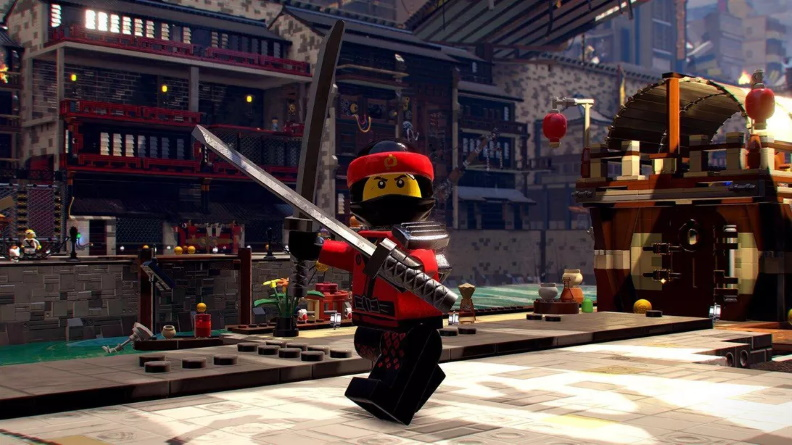 The Lego Ninjago Movie Video Game for Xbox One is free right now.