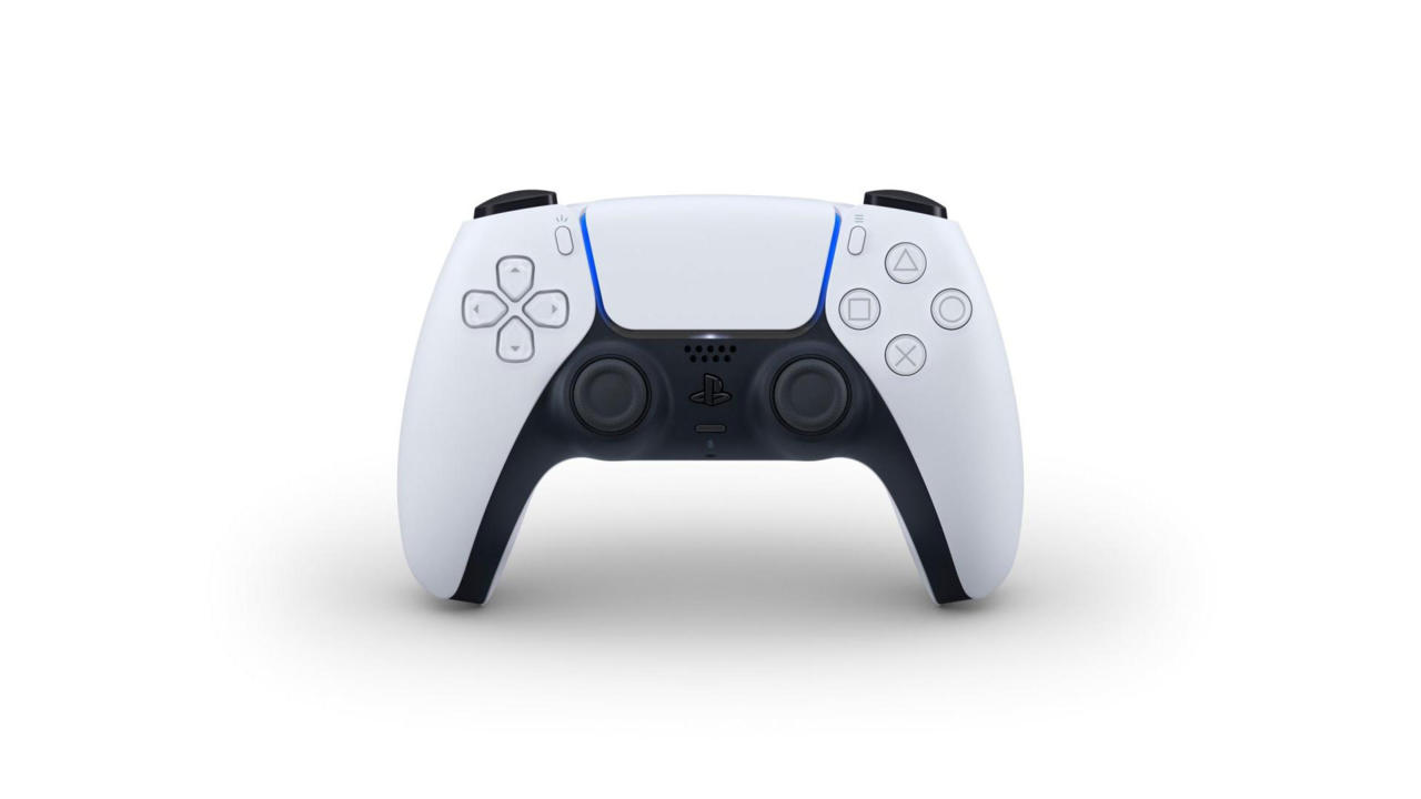 PS5's DualSense controller