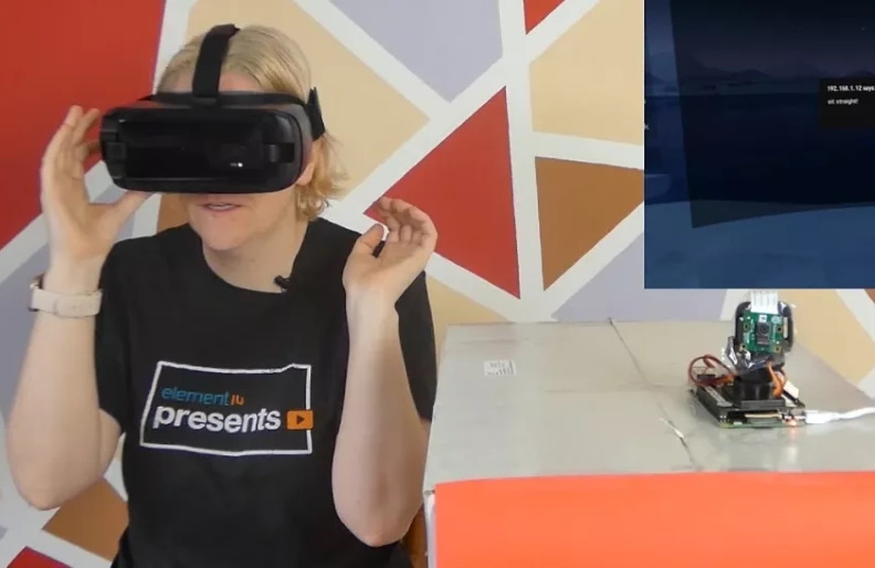 Raspberry Py VR