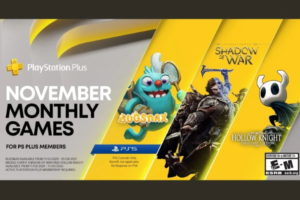 PlayStation Plus Games Available for PS4/PS5 Owners In November