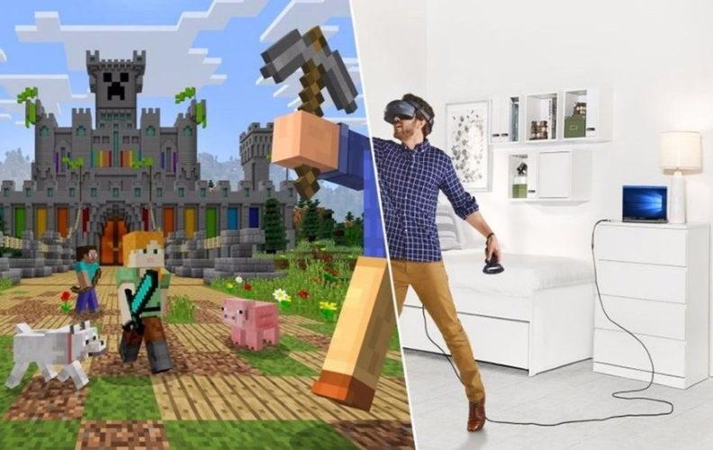OpenXR MinecraftVR