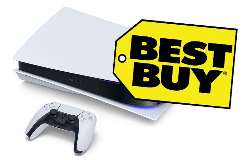 PS5 Best Buy