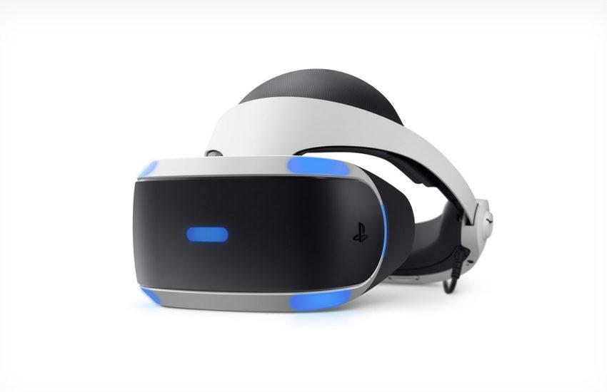 The original PlayStation VR, originally released in 2016